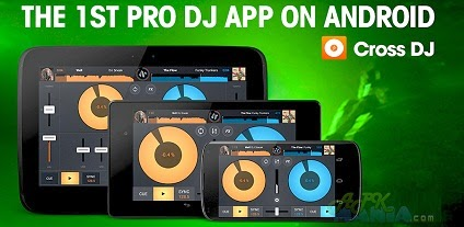 Cross DJ - Mix your music APK Android