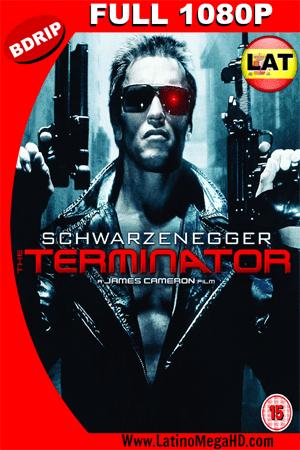 Terminator (1984) Latino Full HD BDRIP 1080P ()