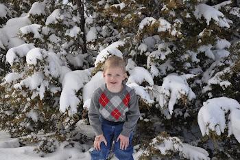 Dawson 5 years old