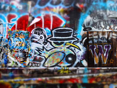 Tubs Graffiti – Miniaturized