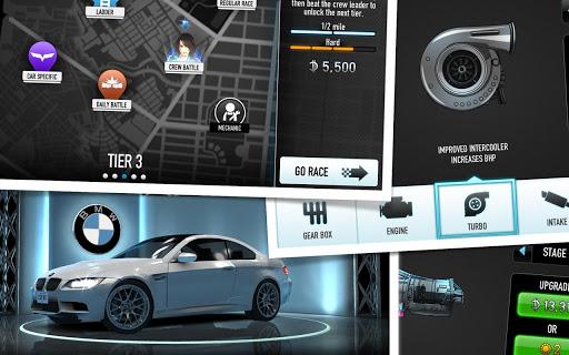 CSR Racing V1.1.7 Apk + Data  Direct Link
