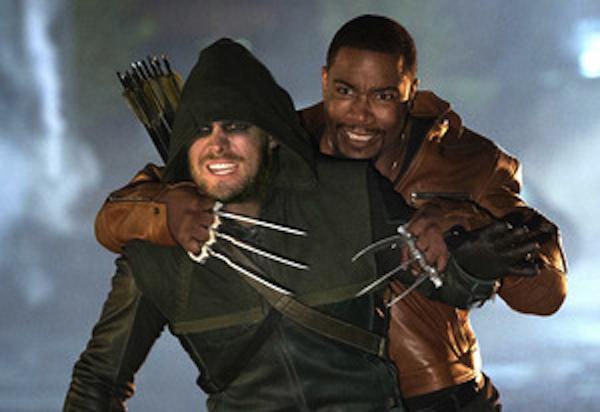 Primer vistazo a Michael Jai White como Tigre de Bronce (Bronze Tiger) en  la 2ª temporada de Arrow