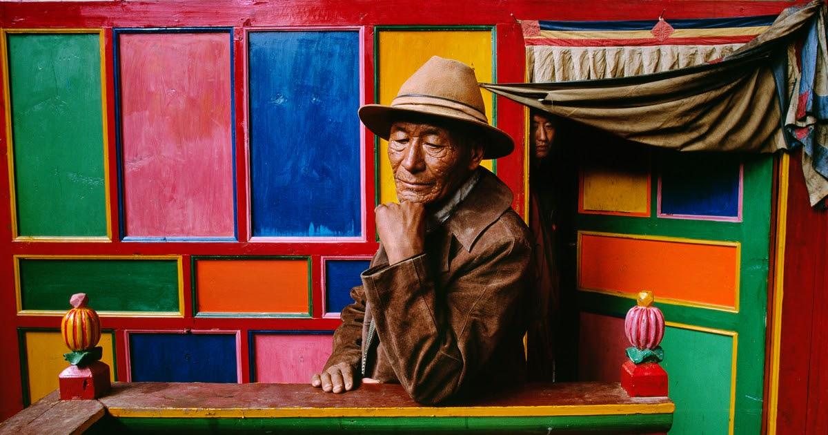Dünyadan İnsan Portreleri