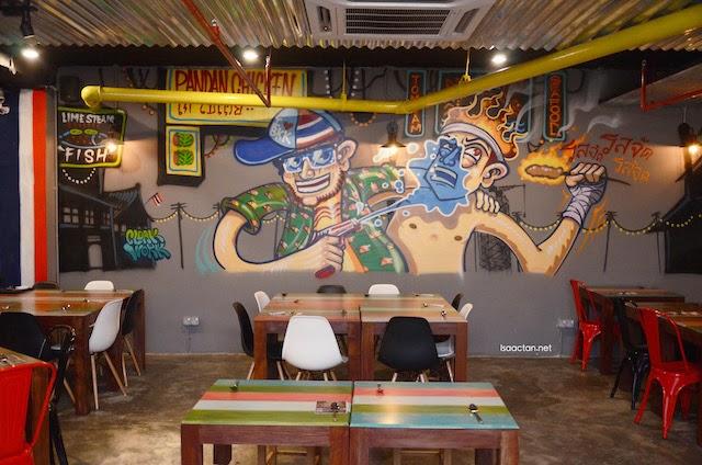 Thai Syok Authentic Thai Street Food @ Wisma Central Kuala Lumpur