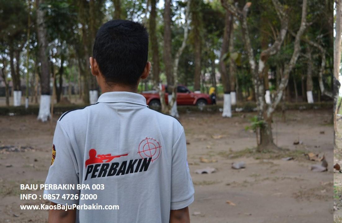 Kaos Baju Perbakin 0857 4726 2000 Polo Shirt