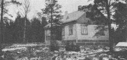 Talomme vuonna 1930