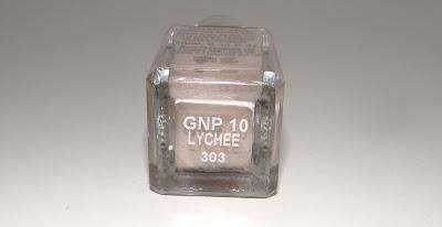 New Barry M Gelly Hi- Shine Nail Polish - 303 Lychee GNP 10