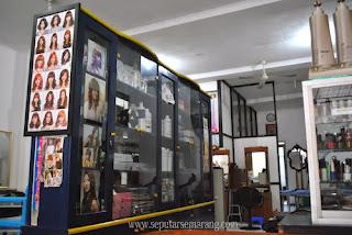 Interior salon regatta
