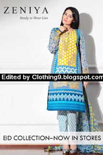 Zeniya Eid Collection 2015