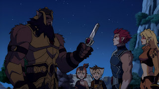 Thundercats Cartoon Episodes on Thundercats Cartoon 2011  New Thundercats Episode  Into The Astral