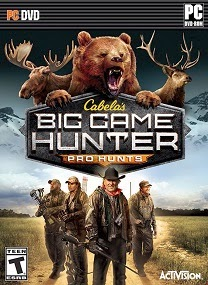 cabelas big game hunter pro hunts pc cover Cabelas Big Game Hunter Pro Hunts RELOADED