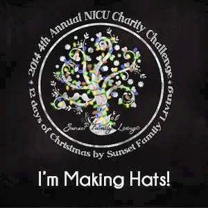 NICU Hat Challenge