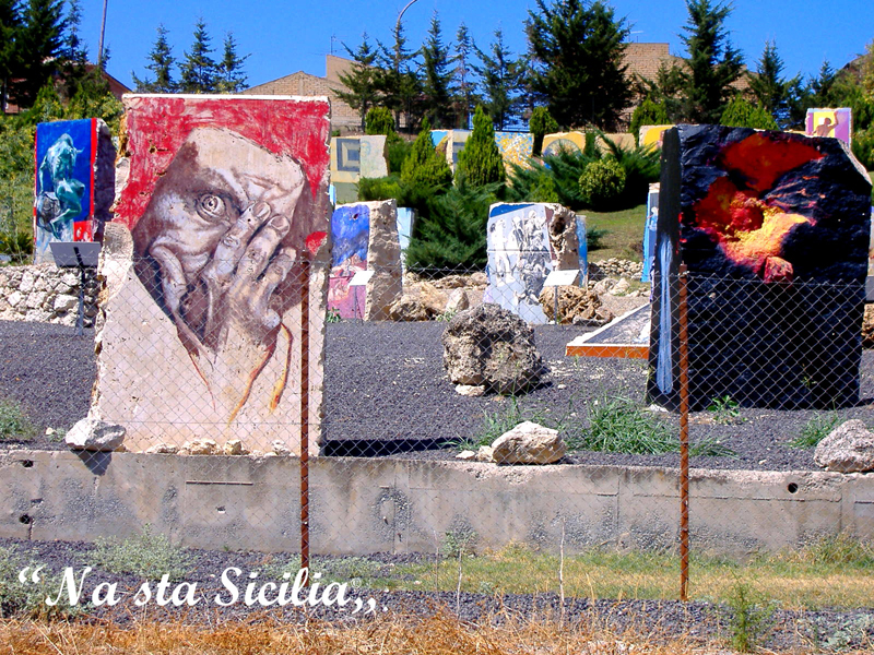 Na sta Sicilia: La valle delle pietre dipinte