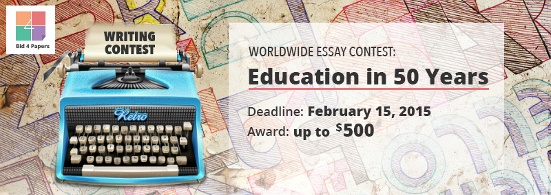 International essay contest for college students