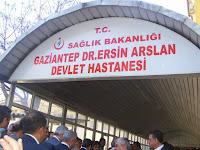 dr. ersin arslan devlet hastanesi