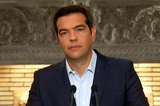 Παραιτήθηκε ο Αλέξης Τσίπρας και ανακοίνωσε εκλογές