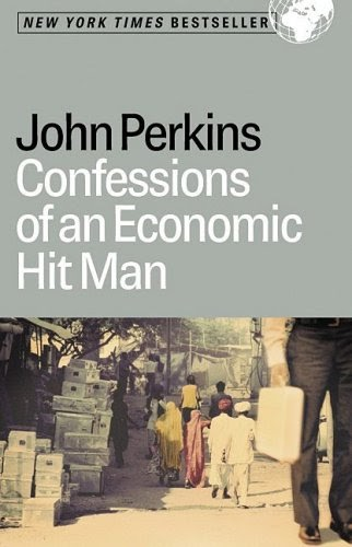 different theories found in confessions of an economic hit man by john perkins John perkins confessions describes that how the entrepreneurs have managed to seep into the political book release year confessions of an economic hit man came out in 2004 as the writer says that the author supports his allegations/theory/experiences/findings or whatever may sound.
