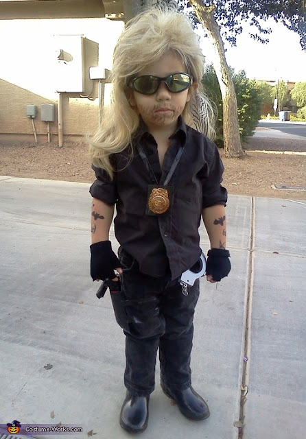 Dog The Bounty Hunter Toddler Costume
