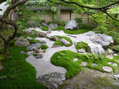 Jardins Famosos e Residenciais em fotos