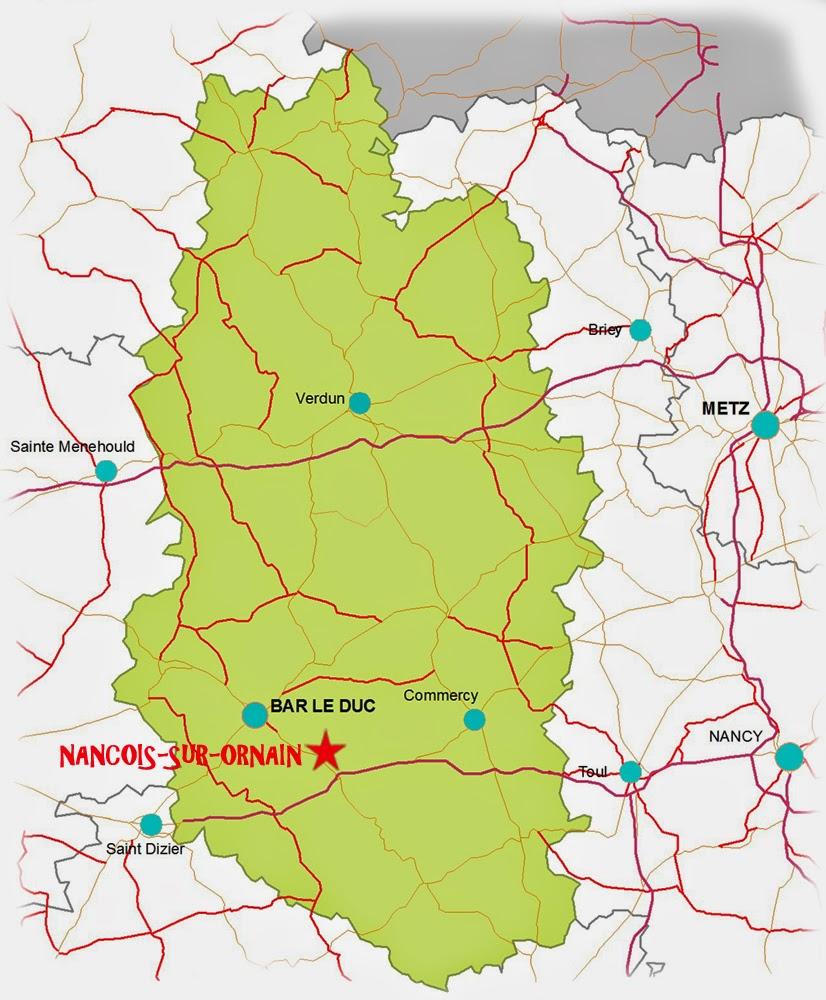 NANCOIS-SUR-ORNAIN (55)