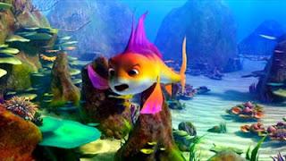 """Cena do filme """"O mar não está pra peixe 2"""""""