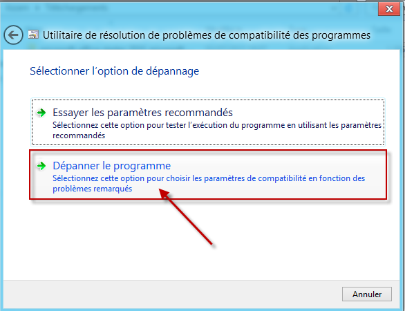 comment réparer office 2010