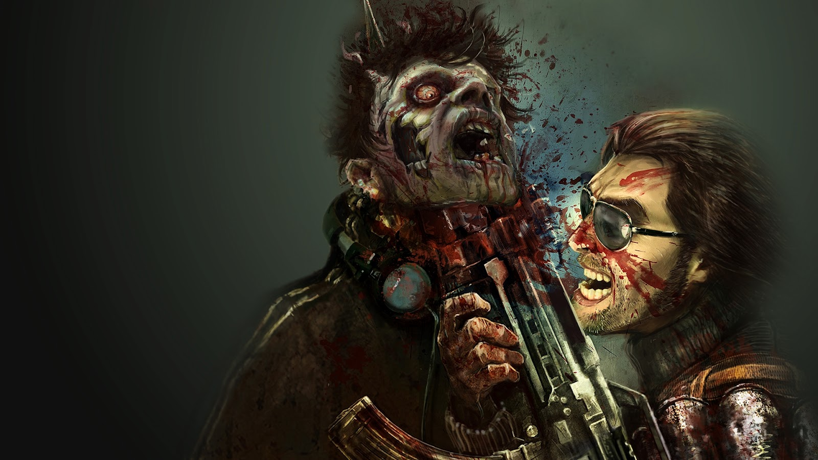 Email This BlogThis  Share to Twitter Share to Facebook Share to    Zombies Wallpaper