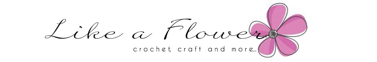 Like a flower ღ handmade