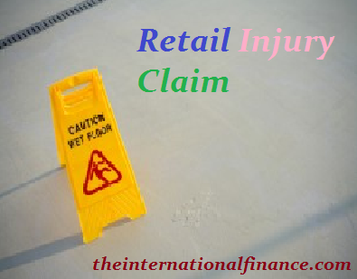 Retail Injury Claim: What To Do And What Not To Do