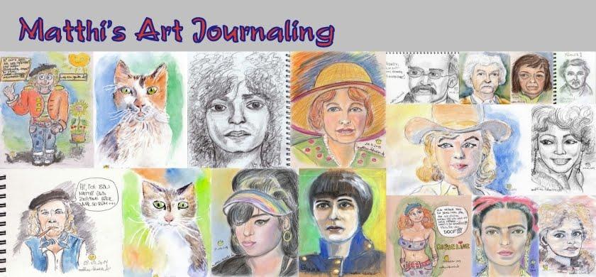 Matthi's Art Journaling