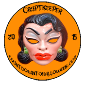 Countdown to Halloween 2015 Badge
