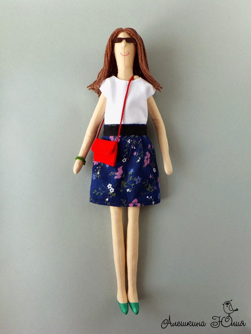 кукла по фотографиям