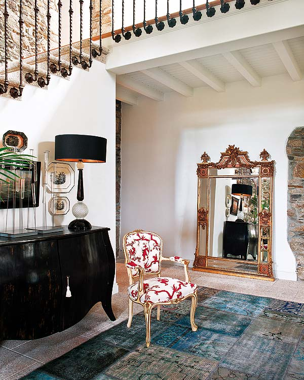 decoracao de interiores mistura de estilos : decoracao de interiores mistura de estilos:Mistura de materiais na decoração