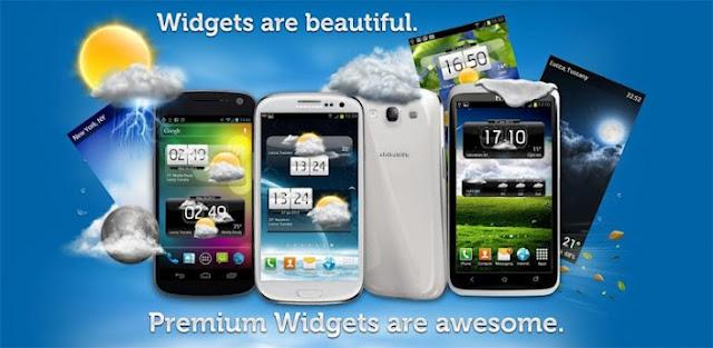 Premium Widgets & Weather v1.3.1