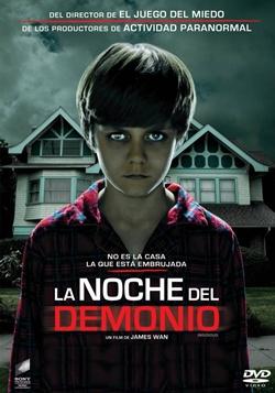 La Noche de Demonio Pelicula Completa (2010) HD 720p [MEGA] [LATINO] Online