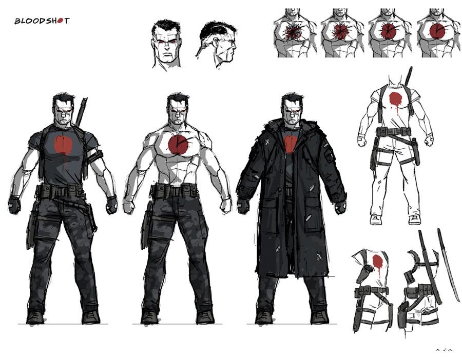 Bloodshot - Whorekneedrunkenhigh