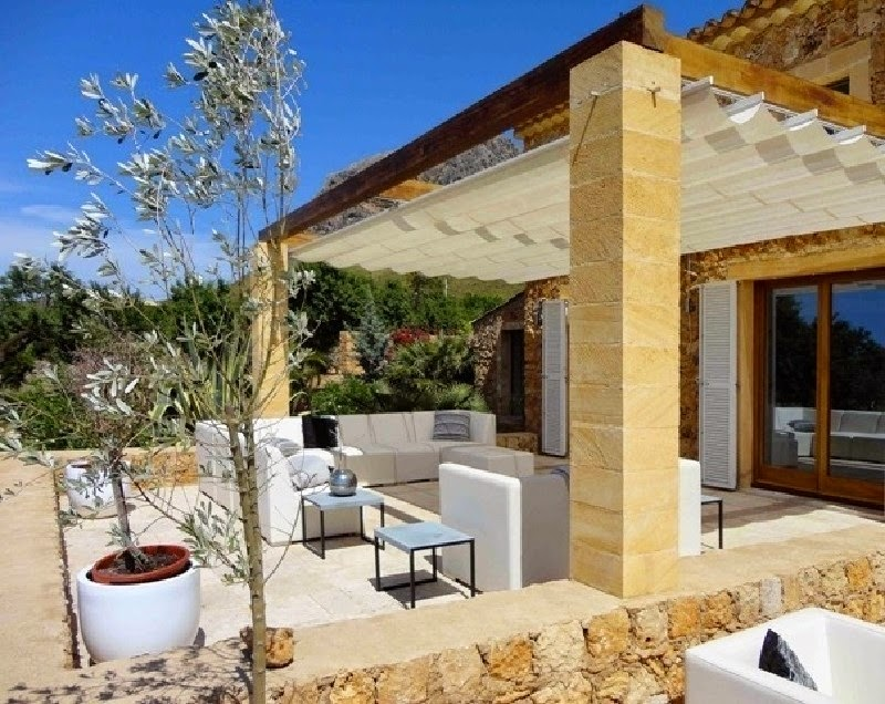 Fachadas de casas de campo modernas fachadas de casas diferentes estilos - Fachadas casas de campo ...