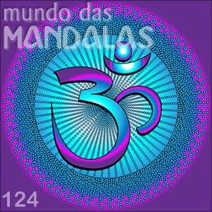 """Mandala  """"OM"""""""