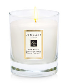 Jo Malone, Jo Malone Red Roses Home Candle, Jo Malone candle, Jo Malone Home Candle, candle, home candle, fragrance, home fragrance