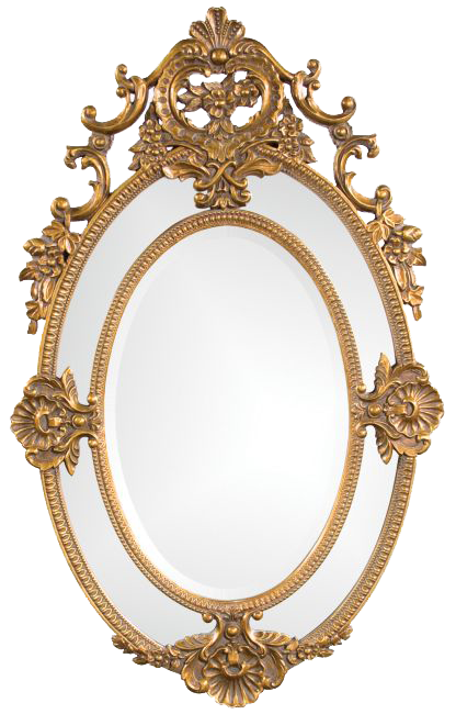 Vintage alasdecristal m s espejos antiguos colecci n - Espejo veneciano antiguo ...