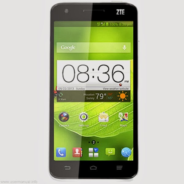 comes equipped zte sonata 3 user guide have