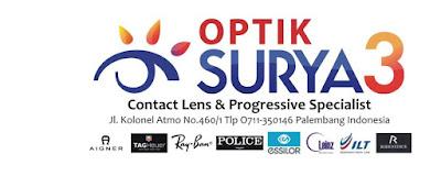 Lowongan Kerja OPTIK SURYA 3 Palembang