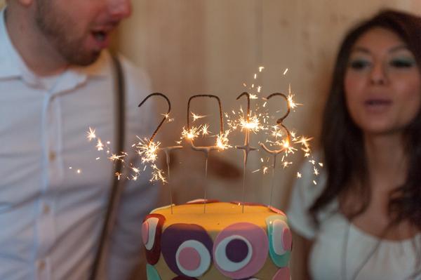 feliz 2013 novios