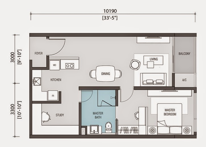 Floor plan feng shui august 2014 for Feng shui floor plan