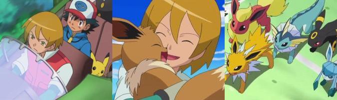 Aventuras en Unova - Capitulo 5 - ¡El equipo Eevee y la brigada de rescate Pokémon!