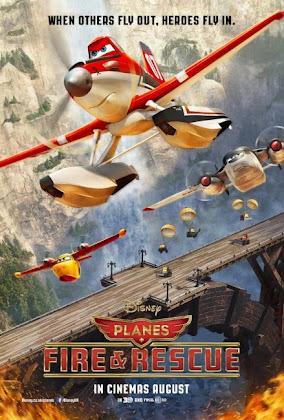 مشاهدة فيلم Planes Fire & Rescue 2014 مترجم اون لاين و تحميل مباشر