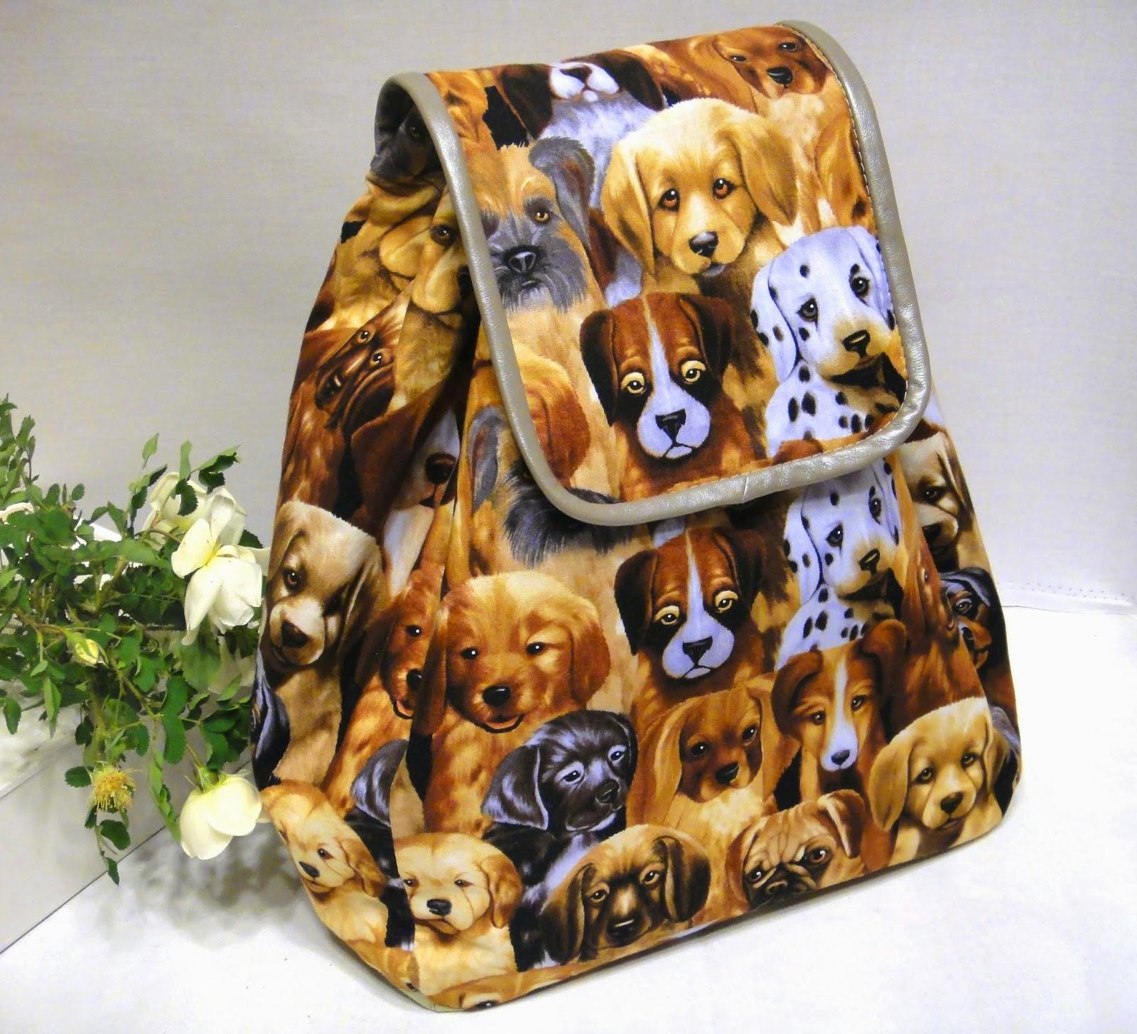 Молодежный рюкзак в подарок девушке