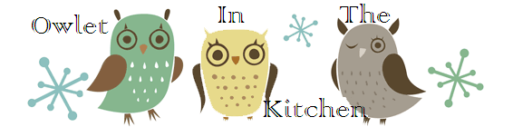 Owlet in the Kitchen