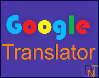 How to add Google Translator Widget in Blogger?