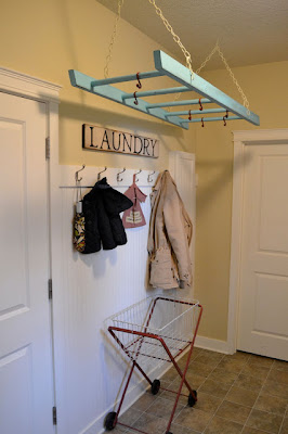 Cool and Creative Ways To Reuse Ladders (15) 13